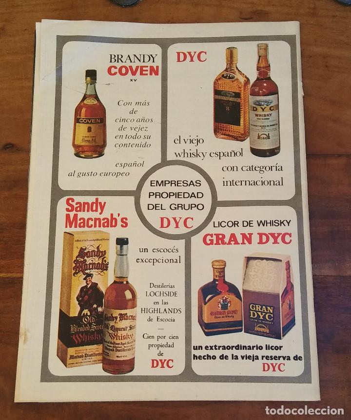 Coleccionismo de Los Domingos de ABC: SUPLEMENTO SEMANAL ABC, 12 OCTUBRE 1975, TIBURÓN, FENÓMENO DEL AÑO. PERFECTO ESTADO - Foto 6 - 215081732