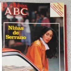 Coleccionismo de Los Domingos de ABC: LOS DOMINGOS DE ABC. AÑO 1982 (OCTUBRE- DICIEMBRE) - TOMO ENCUADERNADO. Lote 215134530