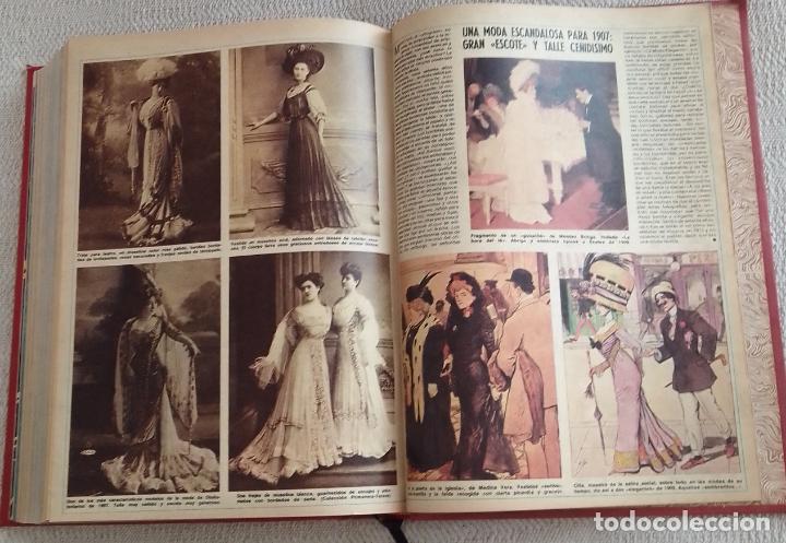 Coleccionismo de Los Domingos de ABC: LOS DOMINGOS DE ABC. Año 1975 (enero - junio) - tomo encuadernado - Foto 5 - 215786145