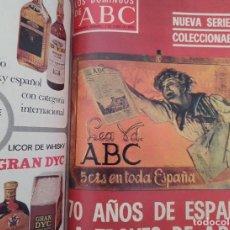 Coleccionismo de Los Domingos de ABC: LOS DOMINGOS DE ABC. AÑO 1975 (ENERO - JUNIO) - TOMO ENCUADERNADO. Lote 215786145