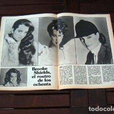 Colecionismo de Los Domingos de ABC: DOMINGOS DE ABC / PLACIDO DOMINGO, BROOKE SHIELDS, ALTA COSTURA ESPAÑOLA. Lote 215834443