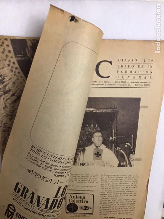 Coleccionismo de Los Domingos de ABC: BODAS DE ORO CORONACIÓN DE LA VIRGEN DEL ROCÍO. ABC 25 MAYO, 1969. - Foto 2 - 217497681