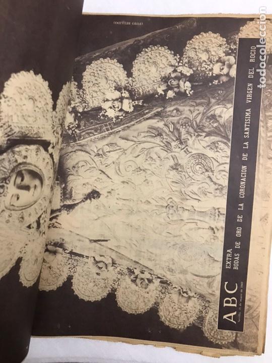 Coleccionismo de Los Domingos de ABC: BODAS DE ORO CORONACIÓN DE LA VIRGEN DEL ROCÍO. ABC 25 MAYO, 1969. - Foto 5 - 217497681