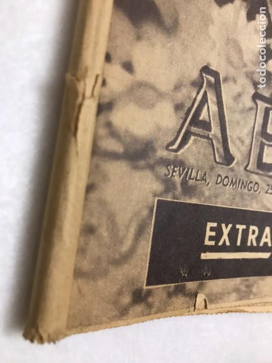 Coleccionismo de Los Domingos de ABC: BODAS DE ORO CORONACIÓN DE LA VIRGEN DEL ROCÍO. ABC 25 MAYO, 1969. - Foto 8 - 217497681