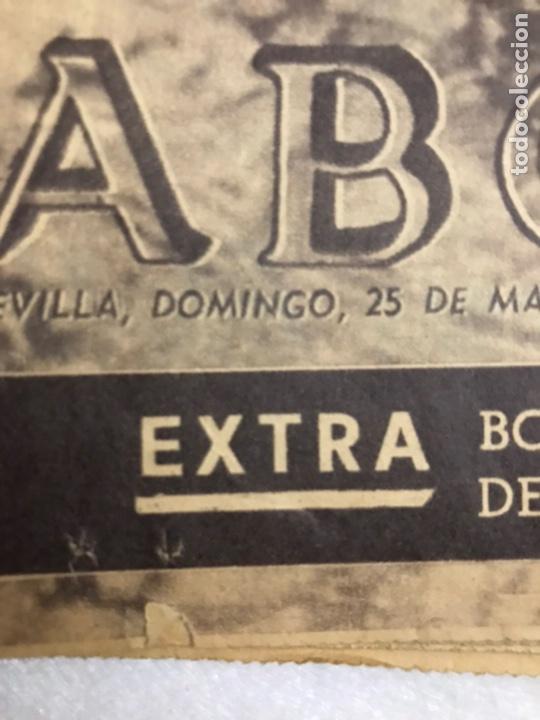 Coleccionismo de Los Domingos de ABC: BODAS DE ORO CORONACIÓN DE LA VIRGEN DEL ROCÍO. ABC 25 MAYO, 1969. - Foto 9 - 217497681