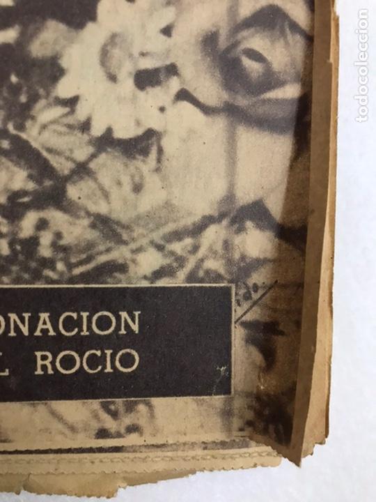 Coleccionismo de Los Domingos de ABC: BODAS DE ORO CORONACIÓN DE LA VIRGEN DEL ROCÍO. ABC 25 MAYO, 1969. - Foto 10 - 217497681