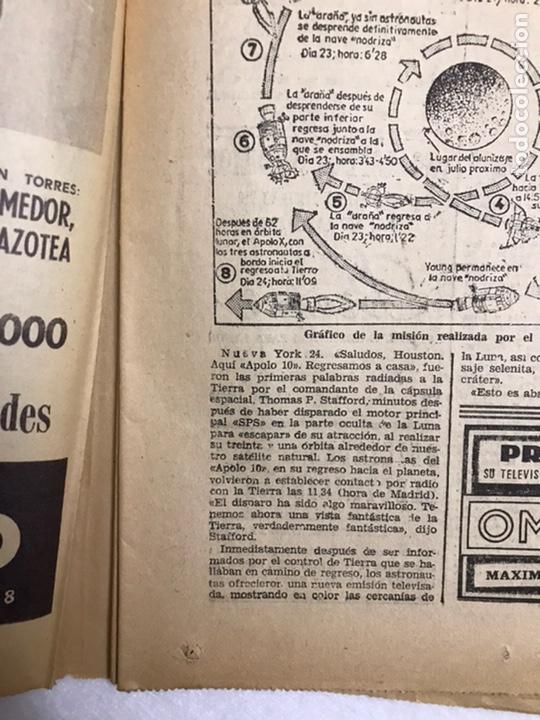 Coleccionismo de Los Domingos de ABC: BODAS DE ORO CORONACIÓN DE LA VIRGEN DEL ROCÍO. ABC 25 MAYO, 1969. - Foto 15 - 217497681
