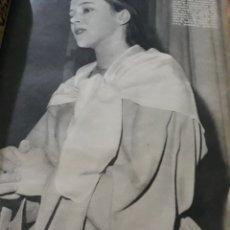 Coleccionismo de Los Domingos de ABC: ANNA KARINA . POR VICENTE ANTONIO PINEDA . 5 PAGINAS AÑO 1969. Lote 218393596