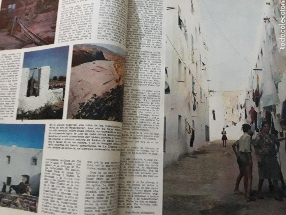 Coleccionismo de Los Domingos de ABC: REPORTAJE DE ALMERIA DEL AÑO 1969 . 9 PAGINAS - Foto 5 - 218395250