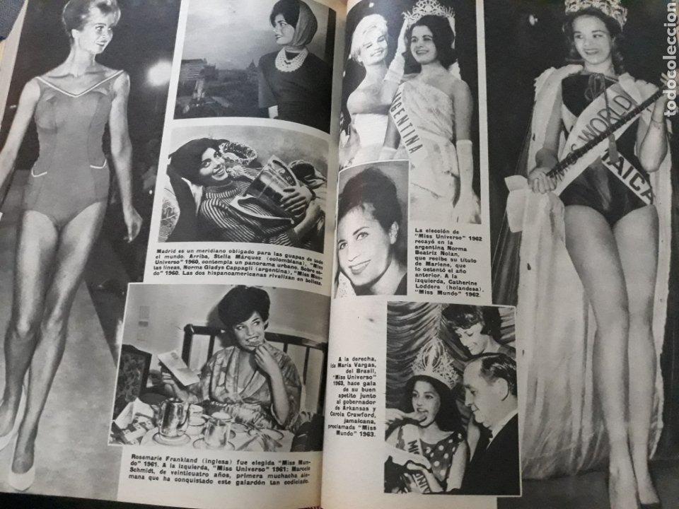 Coleccionismo de Los Domingos de ABC: LAS MISSES . ARTICULO DE 6 PAGINAS AÑO 1969 DE LOS CONCURSOS DE BELLEZA - Foto 2 - 218395866