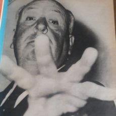 Coleccionismo de Los Domingos de ABC: LOS SECRETOS DEL SEX-APPEAL . ALFRED HITCHCOCK . 5 PAGINAS . AÑO 1969. Lote 218401657