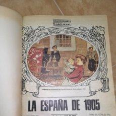 Coleccionismo de Los Domingos de ABC: COLECCIONABLE 70 AÑOS DE ABC 1905-1975. Lote 219711917