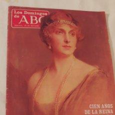 Coleccionismo de Los Domingos de ABC: REVISTA LOS DOMINGOS DE ABC NÚMERO 1016 AÑO 1987. Lote 220292903