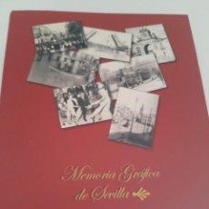 Coleccionismo de Los Domingos de ABC: MEMORIA GRAFICA DE SEVILLA ABC. Lote 221527648