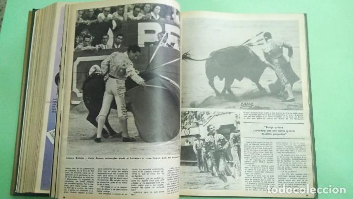 Coleccionismo de Los Domingos de ABC: LOS DOMINGOS DE ABC - 2 TOMOS 1975 -( 6 ABRIL - 29 JUNIO) (5 OCTUBRE - DICIEMBRE) - Foto 3 - 221782100