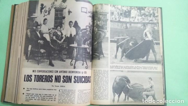 Coleccionismo de Los Domingos de ABC: LOS DOMINGOS DE ABC - 2 TOMOS 1975 -( 6 ABRIL - 29 JUNIO) (5 OCTUBRE - DICIEMBRE) - Foto 4 - 221782100
