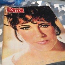 Collectionnisme de Los Domingos de ABC: SUPERLOTE DE 42 REVISTAS LOS DOMINGOS DE ABC AÑO 1969. Lote 224734013