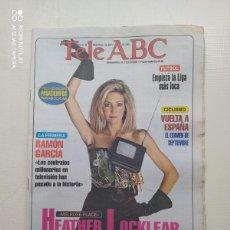 Coleccionismo de Los Domingos de ABC: TELE ABC. Lote 224866720