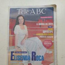 Coleccionismo de Los Domingos de ABC: TELE ABC. Lote 224868090