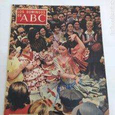 Coleccionismo de Los Domingos de ABC: REVISTA LOS DOMINGOS DE ABC - 13 DE ABRIL 1969. Lote 225882540