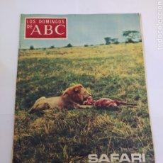 Coleccionismo de Los Domingos de ABC: REVISTA LOS DOMINGOS DE ABC - 30 ABRIL 1969. Lote 225882950