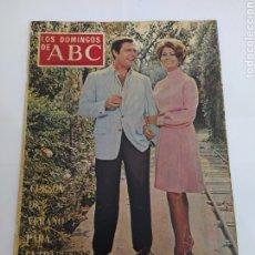 Coleccionismo de Los Domingos de ABC: REVISTA LOS DOMINGOS DE ABC - 18 AGOSTO 1968. Lote 225883320