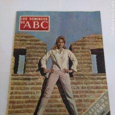 Coleccionismo de Los Domingos de ABC: REVISTA LOS DOMINGOS DE ABC - 15 SEPTIEMBRE 1968. Lote 225883656