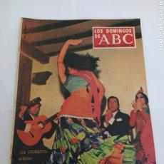 Coleccionismo de Los Domingos de ABC: REVISTA LOS DOMINGOS DE ABC - 24 NOVIEMBRE 1968. Lote 225884097