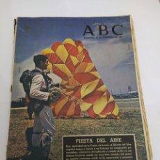 Coleccionismo de Los Domingos de ABC: REVISTA LOS DOMINGOS DE ABC - 10 DICIEMBRE 1967. Lote 225884500