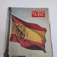 Coleccionismo de Los Domingos de ABC: REVISTA LOS DOMINGOS DE ABC - 2 JUNIO 1968. Lote 225885035