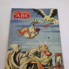 Coleccionismo de Los Domingos de ABC: REVISTA LOS DOMINGOS DE ABC - 29 DICIEMBRE 1968. Lote 225885593