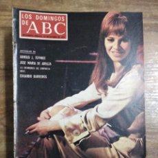 Coleccionismo de Los Domingos de ABC: MFF.- LOS DOMINGOS DE ABC.- 22 OCTUBRE 1972.- JULIE CHRISTIE, POR JULIE CHRISTIE.- ADIOS A GRECIA.-. Lote 227620605