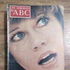 Coleccionismo de Los Domingos de ABC: MFF.- LOS DOMINGOS DE ABC.- 1 OCTUBRE 1972.- CRISTOBAL COLON (I), POR SALVADOR DE MADARIAGA.-. Lote 227622809