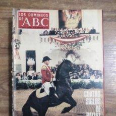 Coleccionismo de Los Domingos de ABC: MFF.- LOS DOMINGOS DE ABC.- 10 SEPTIEMBRE 1972.- LAS MIL Y UNA NOCHES DE JOSE BONAPARTE.-. Lote 227686980
