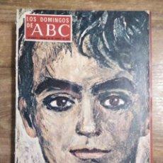 Coleccionismo de Los Domingos de ABC: MFF.- LOS DOMINGOS DE ABC.- 20 AGOSTO 1972.- SYDNE ROME: DE SEX-SIMBOL A PERSONAJE DE GODARD.-. Lote 227742595
