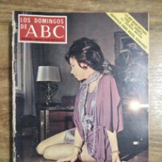 Coleccionismo de Los Domingos de ABC: MFF.- LOS DOMINGOS DE ABC.- 30 JULIO 1972.- AURORA BAUTISTA, EL TELON DE HIELO. POR ALFONSO PASO.-. Lote 227747470