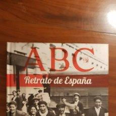 Coleccionismo de Los Domingos de ABC: COLECCIÓN RETRATO DE ESPAÑA - ABC - COMPLETA. Lote 232123805