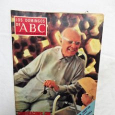 Collectionnisme de Los Domingos de ABC: REVISTA LOS DOMINGO DE ABC MARZO 1971 CONVERSACIONES CON PABLO CASALS. Lote 234562955
