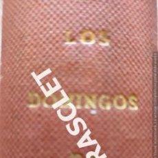 Coleccionismo de Los Domingos de ABC: LOS DOMINGOS DE ABC. DE MAYO A JULIO DE 1971 EN UN TOMO TAPAS DURAS COLOR ROJO. Lote 238198195