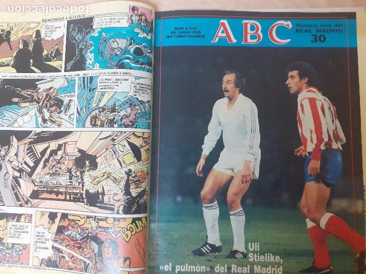 Coleccionismo de Los Domingos de ABC: Los Domingos del ABC. Mayo de 1987. Bodas de plata de los reyes. Suplemento Historia viva del Madrid - Foto 5 - 243265820