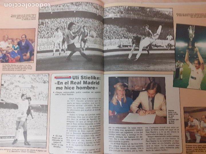 Coleccionismo de Los Domingos de ABC: Los Domingos del ABC. Mayo de 1987. Bodas de plata de los reyes. Suplemento Historia viva del Madrid - Foto 7 - 243265820