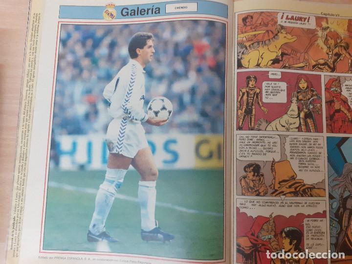 Coleccionismo de Los Domingos de ABC: Los Domingos del ABC. Mayo de 1987. Bodas de plata de los reyes. Suplemento Historia viva del Madrid - Foto 8 - 243265820