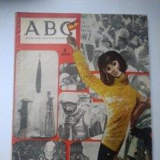 Colecionismo de Los Domingos de ABC: REVISTA ABC NÚMERO EXTRAORDINARIO 1963, AL FILO DE LA HISTORIA.. Lote 244649830