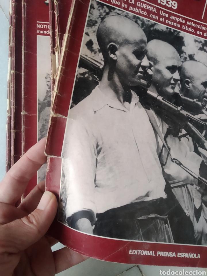 Coleccionismo de Los Domingos de ABC: ABC DOBLE DIARIO DE LA GUERRA CIVIL. NÚMEROS DEL 1 AL 15. - Foto 5 - 246720325