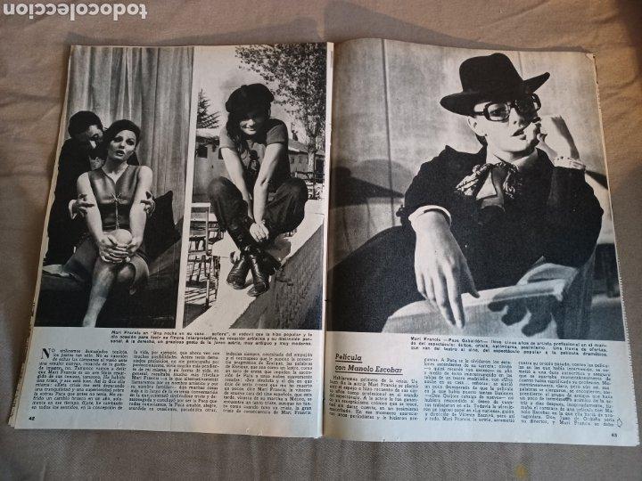 Coleccionismo de Los Domingos de ABC: REVISTA 1973 CARTAS ENTRE MENENDEZ PIDAL Y SAINZ RODRÍGUEZ- REPORTAJE MARI FRANCIS CAZADOR E.PARDO - Foto 6 - 248450035