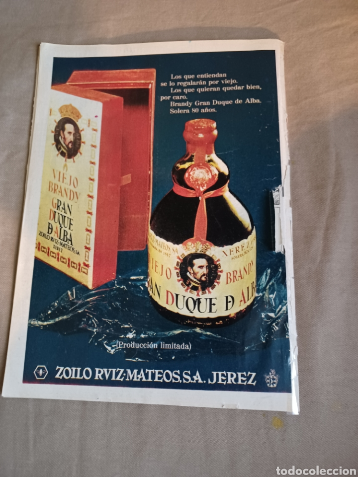 Coleccionismo de Los Domingos de ABC: REVISTA 1973 CARTAS ENTRE MENENDEZ PIDAL Y SAINZ RODRÍGUEZ- REPORTAJE MARI FRANCIS CAZADOR E.PARDO - Foto 12 - 248450035