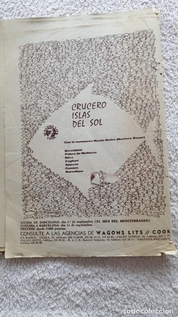Coleccionismo de Los Domingos de ABC: ABC MADRID 4 JUNIO 1963 HA MUERTO EL PAPA Nº 17852 - Foto 5 - 252514120