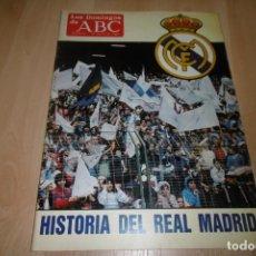 Coleccionismo de Los Domingos de ABC: LOS DOMINGOS DE ABC. 1 MAYO 1983. HISTORIA DEL REAL MADRID. Lote 254224590