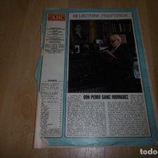 Coleccionismo de Los Domingos de ABC: LOS DOMINGOS DE ABC 28 JUNIO 1983.. Lote 254225055