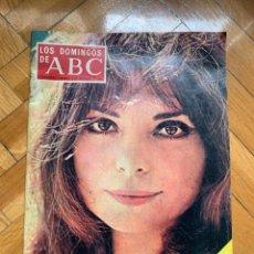 Coleccionismo de Los Domingos de ABC: LOS DOMINGOS DE ABC 8 DE DICIEMBRE DE 1968. Lote 256030255